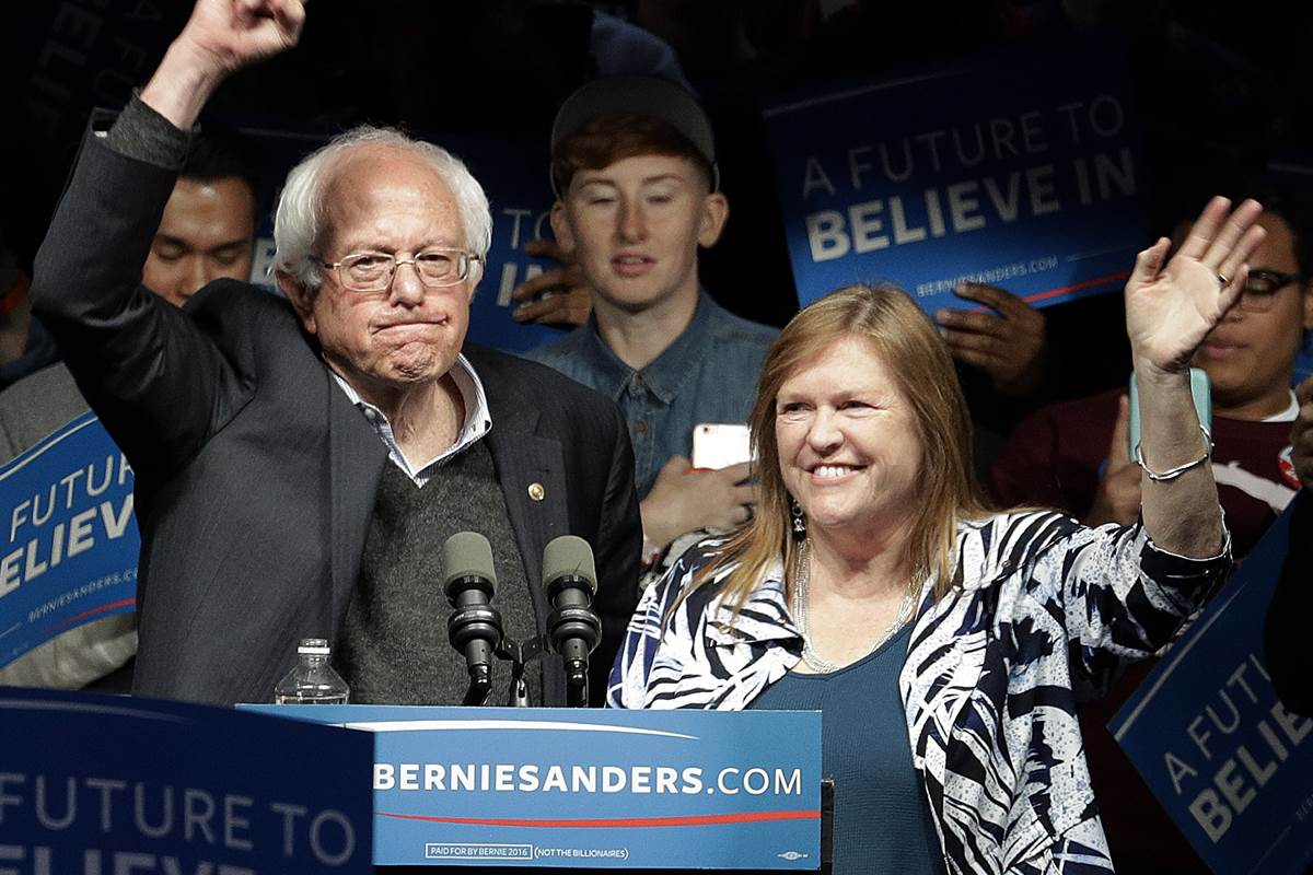 Only the Establishment Wants Bernie Sanders out of the Race